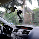 Suction cup for GoPro camera