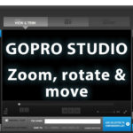 GoPro Studio Tutorial: How to Zoom, Move or Rotate a Video