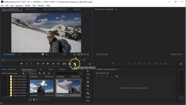 4 Ways How to Export Still Image from a Video – Filming Family