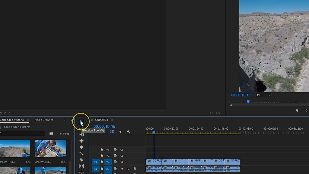 How to Edit Video in Adobe Premiere Pro (Beginners' Guide) – Filming